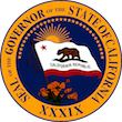 California Governor Seal